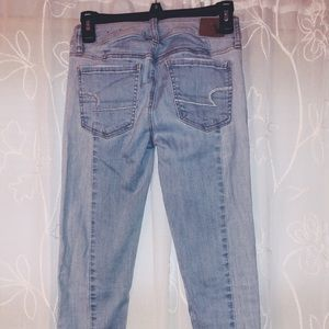 American Eagle Outfitters Jeans - Jegging Crop Jeans